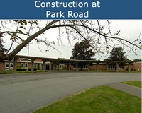 Construction at Park Road